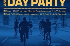 2019 Bay Area Bike Ride and Day Party