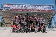 2019 Golden State Nationals Bakersfield