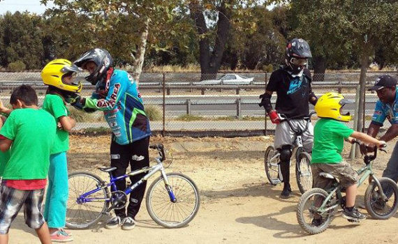 bay area bmxers 2015 summer bike camp