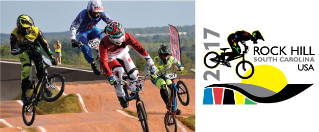 2017 uci bmx world championships rock hill sc