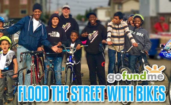 Flood the Street with Bikes
