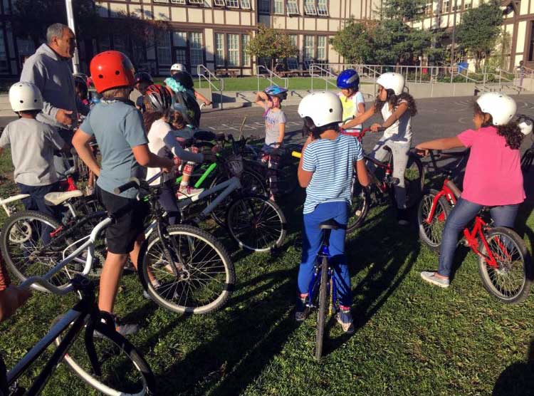 bay area bmxers bike summer camp riders