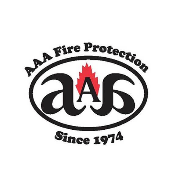 aaa fire protection logo