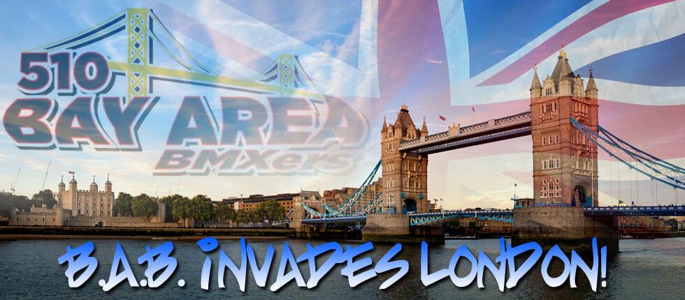 bay area bmxers london