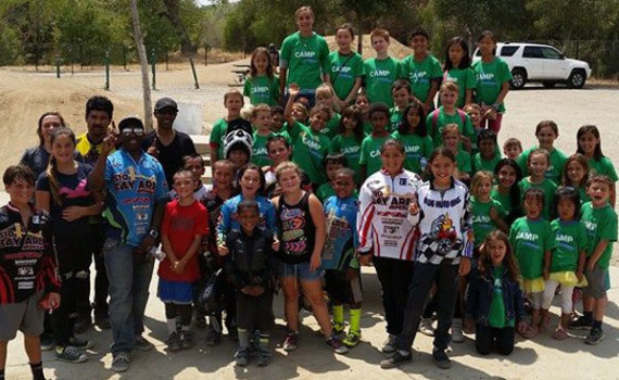 bay area bmxers summer camp