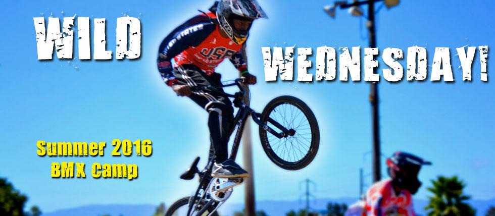 bay area bmxers wild wednesday summer bike camp 2016