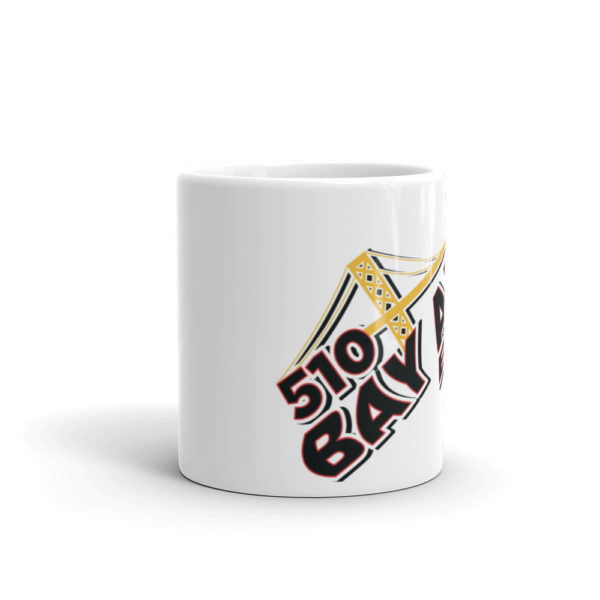 bay area bmxers coffee mug side
