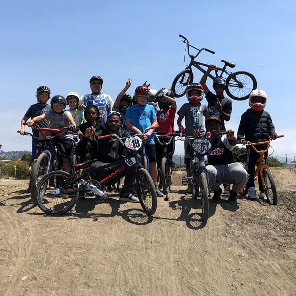 bay area bmxers summer bike camp 2019