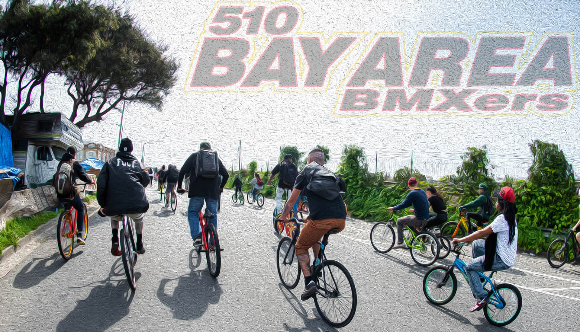 bay area bike ride and day party 2019