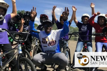 B.A.B on ABC News10 San Diego