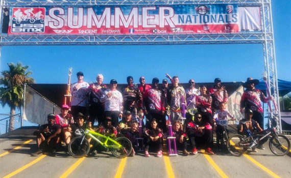 USA BMX 2019 Summer Nationals in Santa Clara
