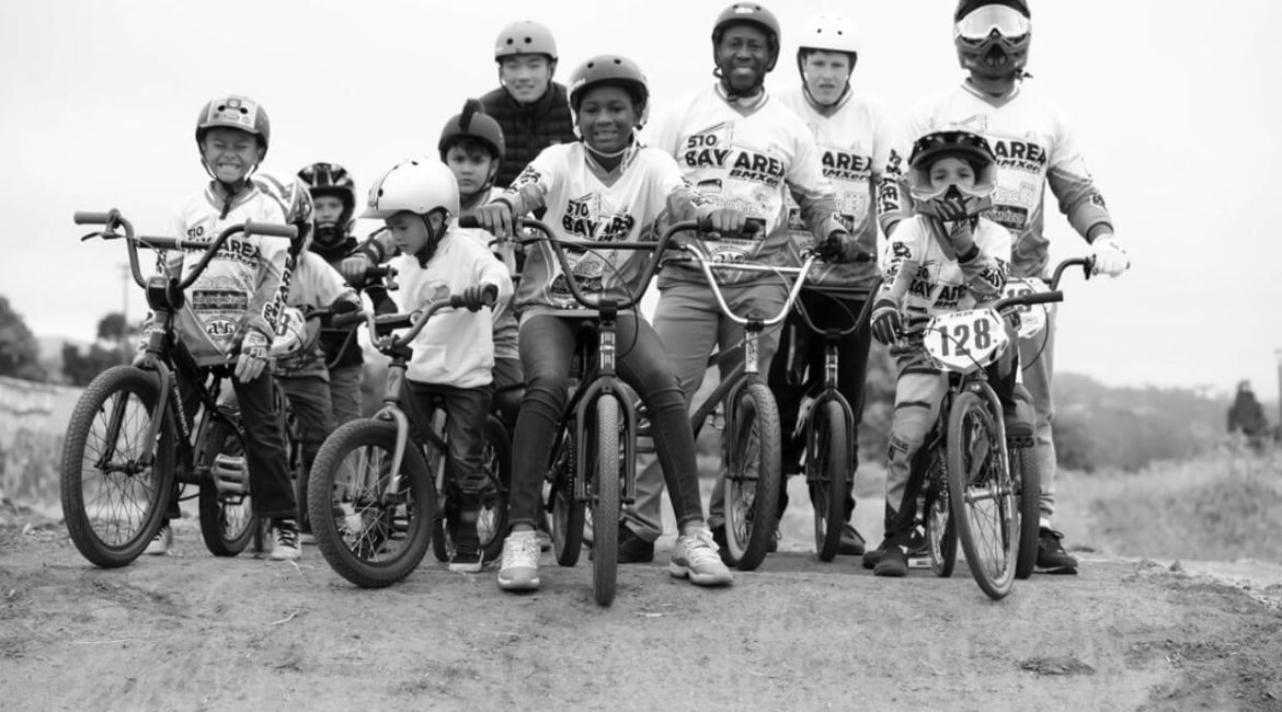 Bay Area BMXers Fall Bike Camp