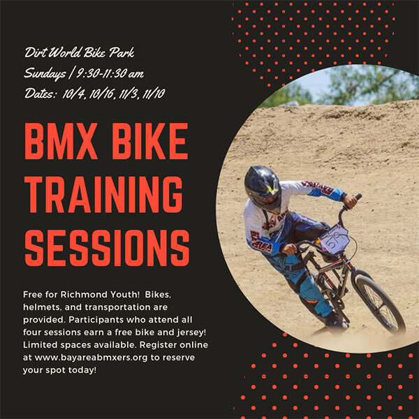 Bay Area BMXers 2019 BMX Bike Camp