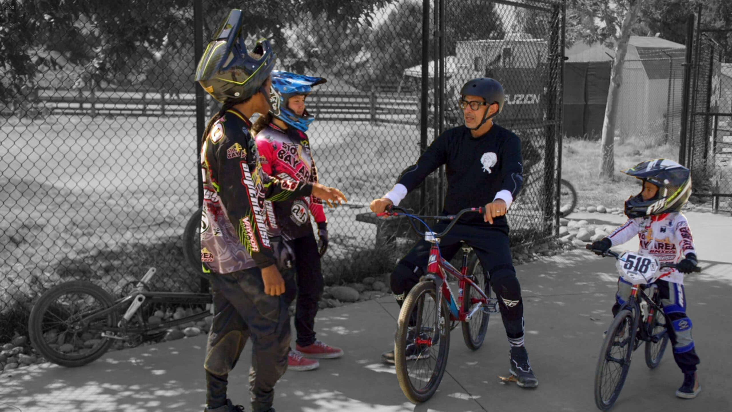 the world according to jeff goldblum featuring bay area bmxers episode season 1 episode 7