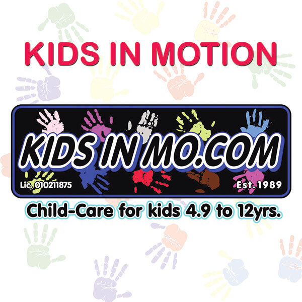 kids in motion child care