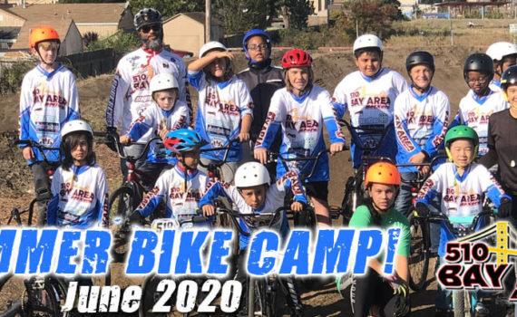 bay area bmxers summer bike camp
