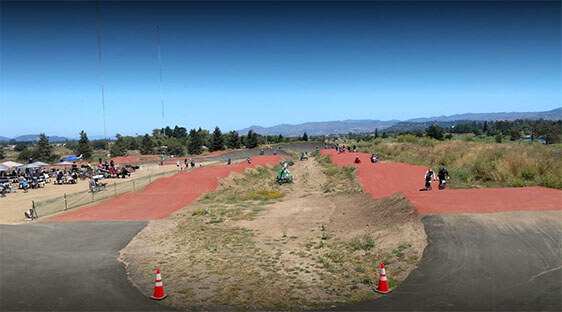 north bay bmx track napa ca